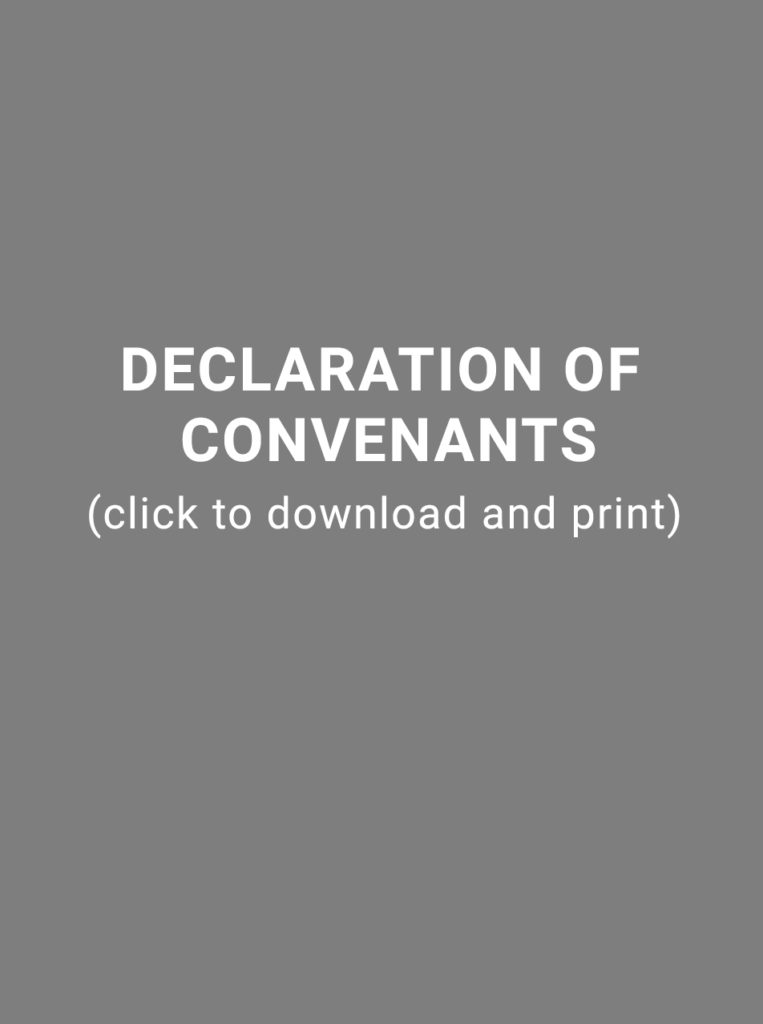 declaration-of-covenants